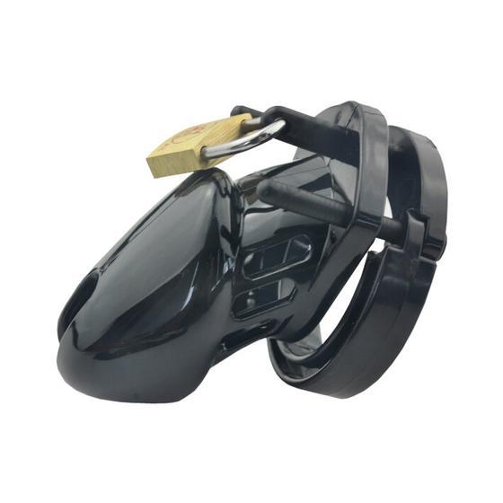 חגורת צניעות לגבר בצבע שחור CB-6000S