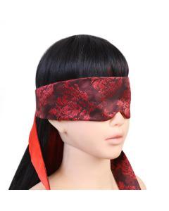 """כיסוי עיניים מדהים ביופיו מסטן נוח לשימוש ונעים למגע """"Suki"""" 7"""